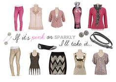 Pink and Sparkly <3 #maurices