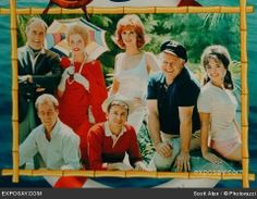 Gilligans Island My favorite of all time sit-coms Only on for 3 yrs and 40yrs later I am still watching them...So are alot of people...
