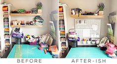 Sewing Room Remodel Stage 2