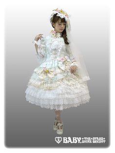 Midori Fukasawa in Le jardin secret d'une princesse OP Dress & Hat - BTSSB