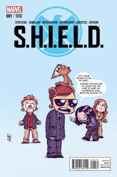 S.H.I.E.L.D. (2015) #1