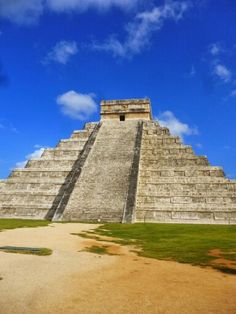 Chichen Itza - 7 Wonders of the Modern World