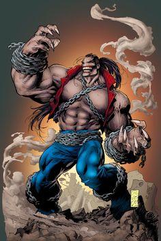 Dc Comics, Image Comics, Character Portraits, Character Art, Marvel Dc, New Hulk, Life In Space, Comic Store, Character Design Inspiration