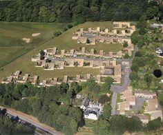 Fredensborg Houses Jorn Utzon (Danish architect, 1918-2008) Denmark 1962-1965