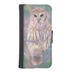 Barred Owl Pastel Oilpainting Phone Wallets  Barred Owl Pastel Oilpainting Phone Wallets      $24.40   by  Tannaidhe  http://www.zazzle.com/barred_owl_pastel_oilpainting_phone_wallets-256769132579384820    - - - Come see much more at Zazzle!  http://www.zazzle.com/tannaidhe?rf=238565296412952401&tc=MPPin