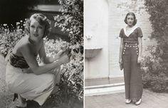 Resultado de imagen para 1930s womens trousers