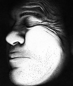 Miguel Endara earned his art degree from Miami University in Florida.    His illustrations are composed of millions of black ink dots, using a single Sakura Pigma Micron pen with a 0.20 mm nib.