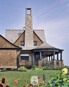 In design, as in life, the difference between good and great is the attention to detail. Salvatore Boarding House, Shingle Style Architecture, Building Contractors, Modern Mansion, Lake Cabins, Beautiful Homes, Exterior, Mansions, House Styles