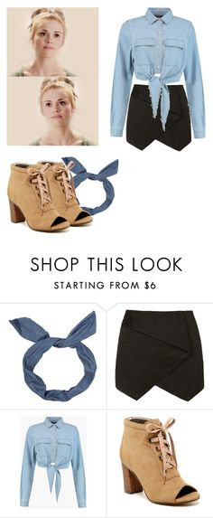 """""""Lydia Martin - tw / teen wolf"""" by shadyannon ❤ liked on Polyvore featuring Topshop and Michael Antonio"""