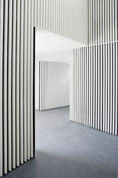 Ferreries Cultural Centre, Tortosa, Spain | building . Gebäude . immeuble | Architect: Olga Felip & Josep Camps | Photo: Pedro Pegenaute |
