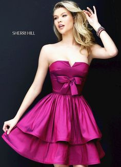 Shop for long prom dresses and formal evening gowns at Simply Dresses. Short casual graduation party dresses and long designer pageant gowns. Sherri Hill Short Dresses, Sherri Hill Homecoming Dresses, Pageant Dresses, Homecoming Dance, Stunning Dresses, Pretty Dresses, Evening Dresses, Formal Dresses, Dresses 2016