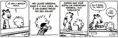 Calvin & Haroldo - Tirinha #017