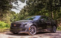 Download wallpapers Cadillac ATS Coupe, 4k, 2017 cars, offroad, gray ATS, Cadillac