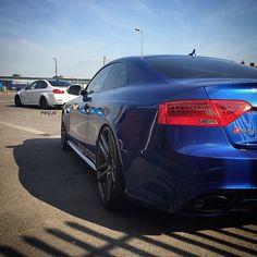 Armytrix family BMW M3 vs Audi RS5 #Armytrix #Audi #RS5 #BMW #M3 #M4 @thearmytrix @nicheroadwheels @bcforgedwheels @arma_speed @scuffedrims @projexdesignuk (at Projex Design Uk HQ)