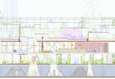 """Ceci n'est pas un Parc Sofia Coutsoucos and Anna Milani Project """"The project focus goes on those areas defined as terrain vagues or teirs paysage. The main goal is to understand that su…"""