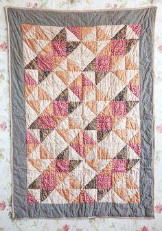 Harvest Moon Decorative Quilt