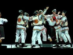 Buko dance from Zolotyj Promin Ukrainian Dance Ensemble shows some of the regional variation in costume, music, and dance.
