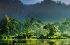 50 Mind-Blowing Examples of Landscape Photography | Bored Panda | Photo by hardibudi