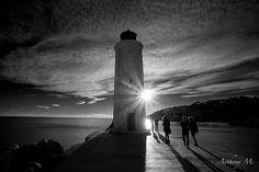 Lighthouse Against Light