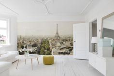 Paris skyline -Mr Perswall