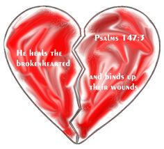 The Bible has many verses that can encourage the brokenhearted as well. Here are just twenty encouraging Bible verses for the brokenhearted that I found. Encouraging Bible Verses, Bible Encouragement, Inspirational Verses, Favorite Bible Verses, Bible Scriptures, Uplifting Scripture, Scripture Art, Oldest Bible