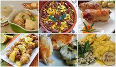 6 Recetas diferentes con pollo 2ª Parte
