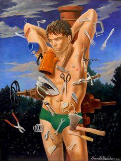 Sebastian Attraction by Davidd Batalon 2010