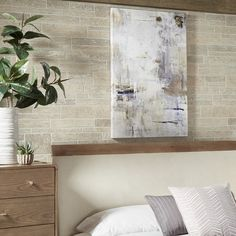 Found it at Wayfair.ca - Asking by Julian Spencer Painting Print on Wrapped Canvas