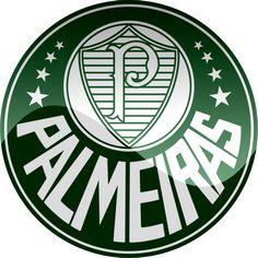 Escudos dos times paulistas de futebol.