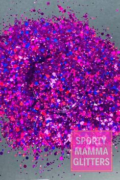 Amethyst Purple Mix Glitter | Purple Mix Glitter | Mix Glitter | Premium Quality Glitter |  Glitter | Bulk Glitter | 2oz Glitter Bulk Glitter, Purple Glitter, Silver Glitter, Mermaid Glitter, Absolutely Gorgeous, Beautiful, Pretty Black, Holographic, Craft Supplies