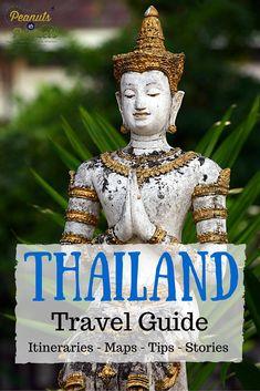 Travel Guide - Thailand - Peanuts or Pretzels