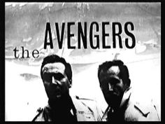 The #Avengers Series 1 Opening Titles and Closing Credits 1961