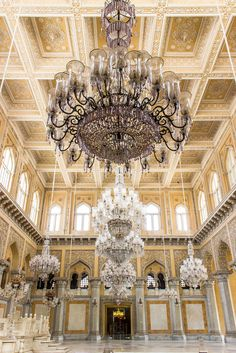 Chowmahalla which means 4 palaces is a palace of Nizam of Hyderabad.India