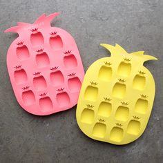 sunnylife - pineapple ice trays 2 set
