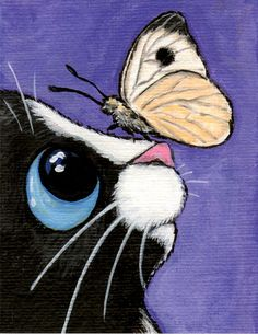Baby and the Large White | Lisa Marie Robinson, Artist/Illus… | Flickr - Photo Sharing!