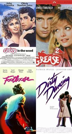 not so much grease 2 but def the other ones :)