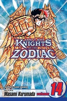 Knights of the Zodiac (Saint Seiya), Volume 14: The Magic Flute -Masami Kurumada