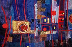 Walking the Line by Rosalie Dace-a quilt workshop at the Stitchin' Post