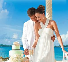 All Inclusive Destination Weddings & Caribbean Honeymoon Packages – Sandals Resorts