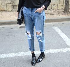#Jeans #Derbys
