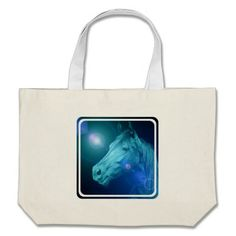 Our Horse tote bags are great for carrying around your school & office work, or other shopping purchases. Shop our designs today! Large Canvas Tote Bags, Reusable Tote Bags, Design, Design Comics