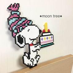 『27cmお誕生日ケーキニット帽スヌーピー… (¥2,200)』 フリマアプリ「メルカリ」で販売中♪