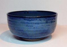 Blue Hare's fur bowl. Annie Jennings.