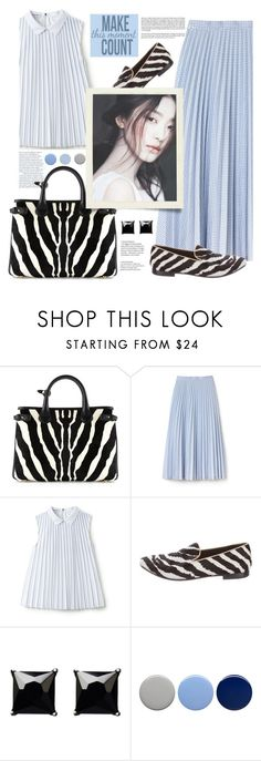 """""""Untitled #473 aug/21/17 9:47pm"""" by riuk ❤ liked on Polyvore featuring Burberry, Lacoste, Gucci, Witchery and Deborah Lippmann"""