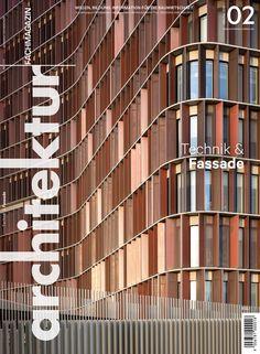 eMagazin Architektur Ausgabe 02 - März/April 2018 Multi Story Building, Layout, Magazines, Architecture, Page Layout