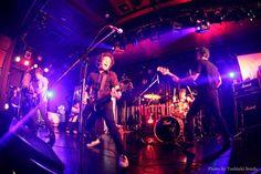Geki Rock Festival 2012 - Tokyo - Club Seata
