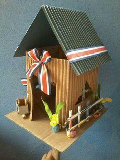 Casita Country Crafts, Minnie Mouse, Bird, Toys, Outdoor Decor, Costa Rica, Home Decor, Good Ideas, Home