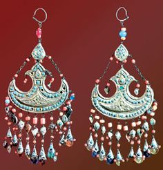 Bukhara's Art of jewelry | San'at | Archive of San'at magazine