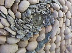 Johnny Clasper's hypnotic free-form stonework is a swirling spectacle that garners its fair share of attention, and rightly so. The stonemason's passi