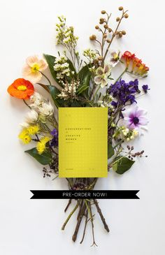 The highly anticipated second edition of Creative Women's Circle highly inspiring book Conversations with Creative Women is now available for...